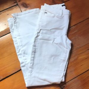| 3 for $20 | Joe's White Bootcut Jeans